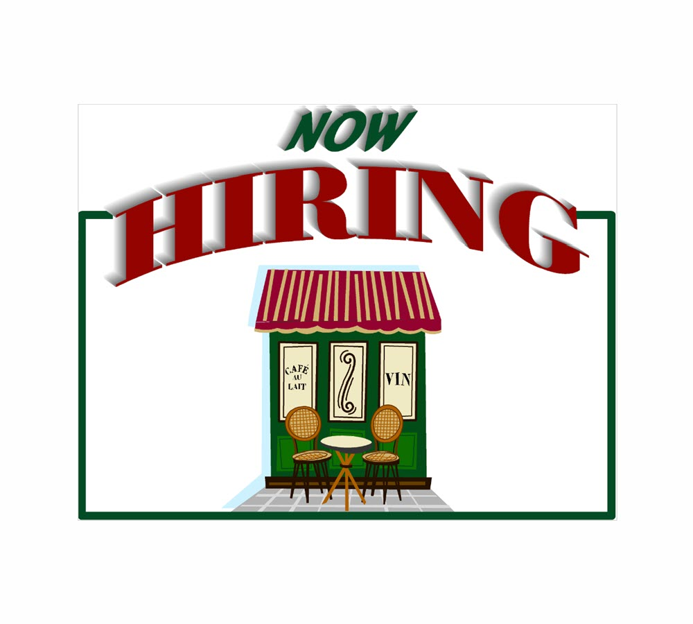 image about Now Hiring Sign Printable named Already Employing Restaurant Signal Printable PDF