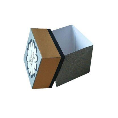 Good Luck Gift Box Open