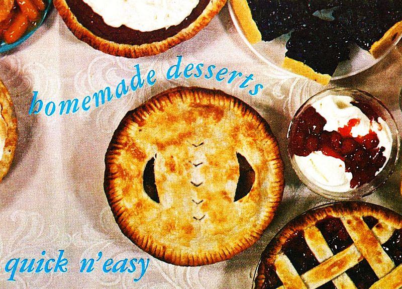 Pie Filling Treats