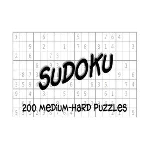 Medium Hard Sudoku Puzzles