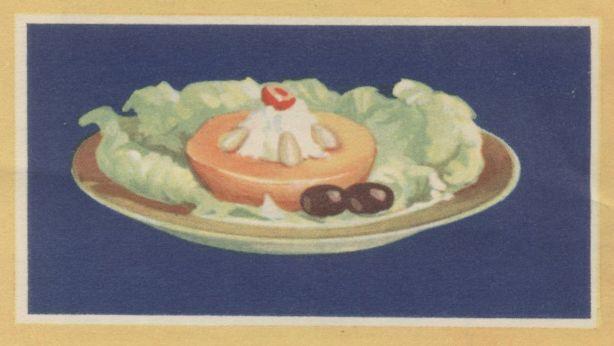 Peach Salad Selma