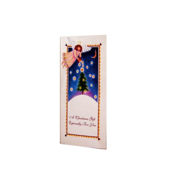 Christmas Angel Money Card