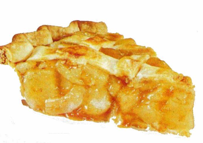 Pie Sliced Apples Dessert
