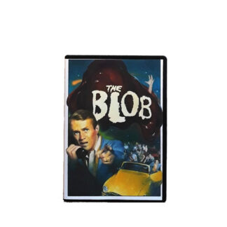 The Blob DVD Case
