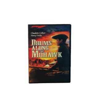 Drums Along the Mohawk DVD Case