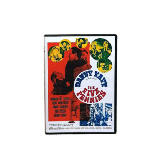 The Five Pennies DVD Case