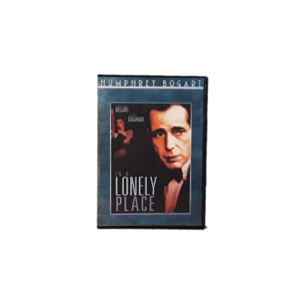 In A Lonely Place DVD Case
