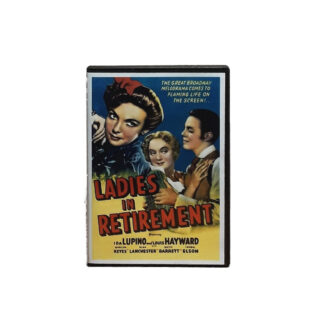 Ladies in Retirement DVD Case