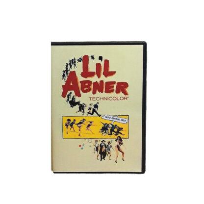 Lil Abner DVD Case