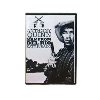 Man From Del Rio DVD Case