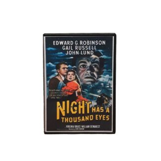 Night Has A Thousand Eyes DVD