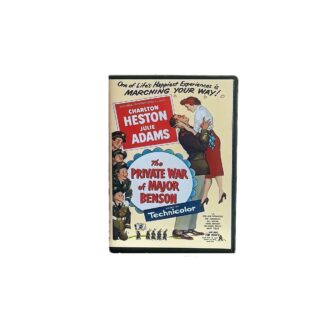 The Private War of Major Benson DVD