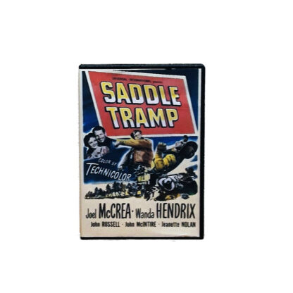 Saddle Tramp DVD