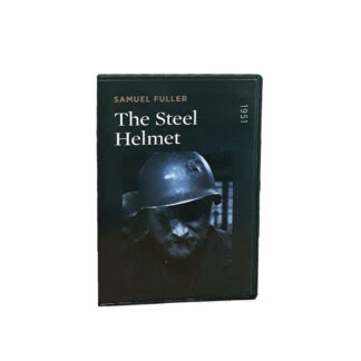 The Steel Helmet DVD Case
