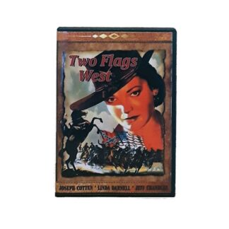 Two Flags West DVD Case