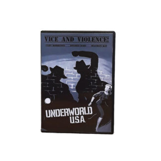 Underworld USA DVD Case