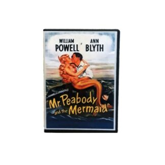 Mr. Peabody and the Mermaid DVD