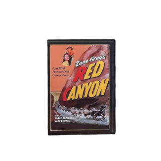 Red Canyon DVD Case