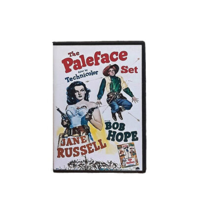 The Paleface DVD Set Case