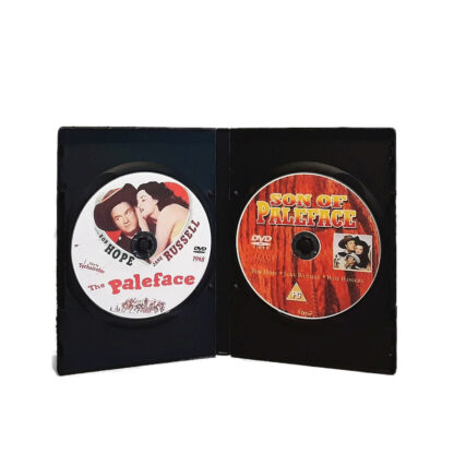 The Paleface DVD's