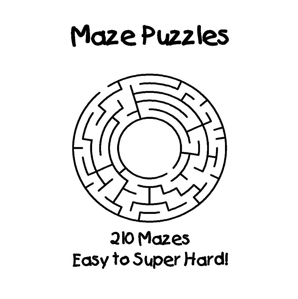 Kids Maze Puzzle Collection 4 To 104 Mayda Mart
