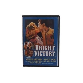 Bright Victory DVD Case