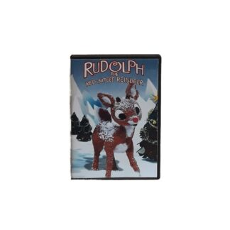 Rudolph the Red-Nosed Reindeer DVD Case