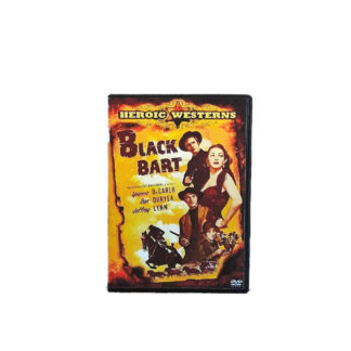 Black Bart DVD Case