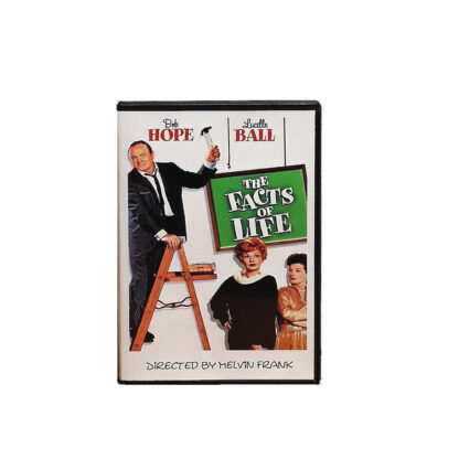 The Facts of Life DVD Case