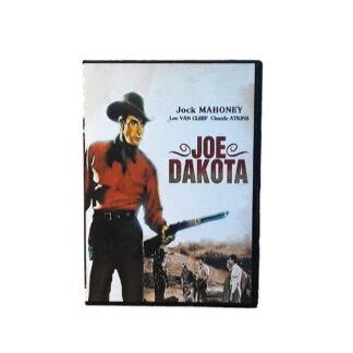 Joe Dakota DVD Case
