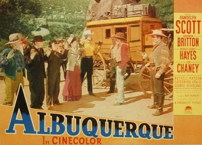 Albuquerque Movie Poster