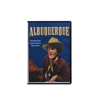 Albuquerque DVD Case