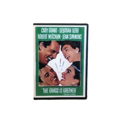 The Grass Is Greener DVD