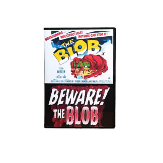 The Blob Set DVD Case