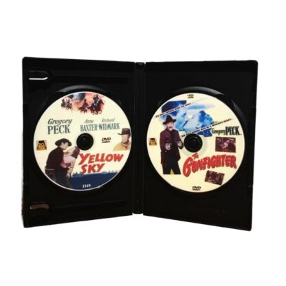 Gregory Peck Westerns DVD's