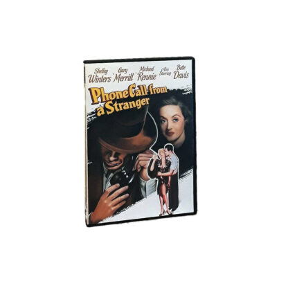Phone Call From A Stranger DVD Case