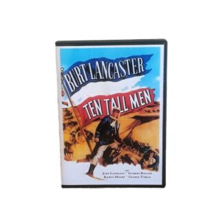 Ten Tall Men DVD