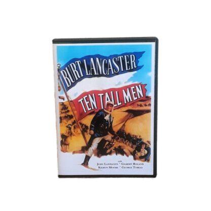 Ten Tall Men DVD