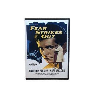 Fear Strikes Out DVD