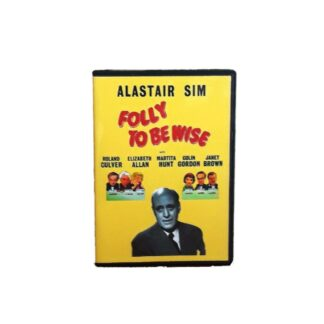Folly to be Wise DVD
