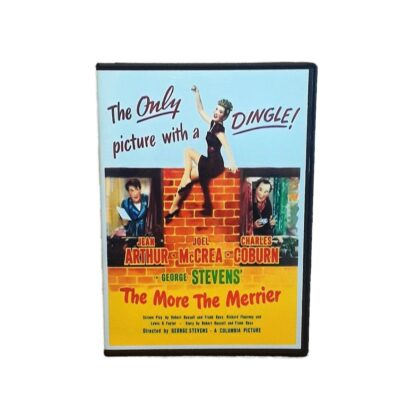 The More the Merrier DVD
