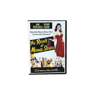 The Revolt of Mamie Stover DVD Case