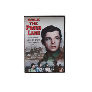 Walk the Proud Land DVD Case