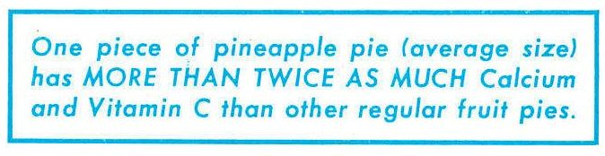 Pineapple Nutrition Tip