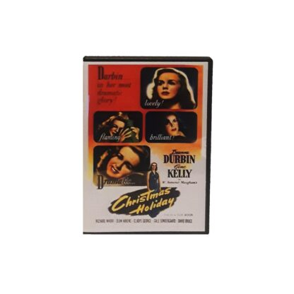 Christmas Holiday DVD Case