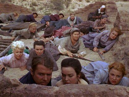 The Guns of Fort Petticoat Screen Shot 4