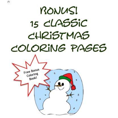 Christmas Story Bonus Book