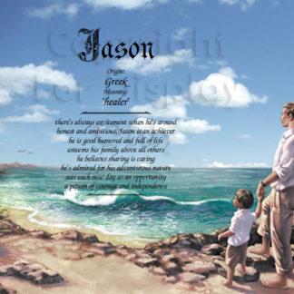 Father-Son Artwork