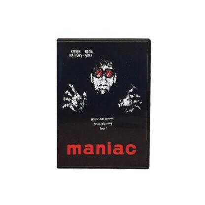 The Maniac DVD Case