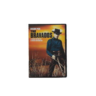 The Bravados DVD Case